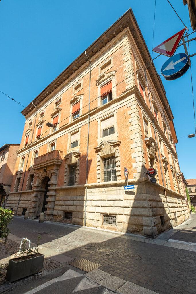 Palazzo Bocchi Bologna ristrutturazioni