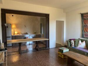 Ristrutturazione appartamento d'poca Bologna con ripristino pavimenti originali
