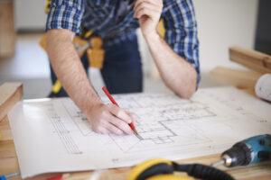 Ristrutturazione in corso - Caterino Costruzioni Bologna
