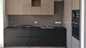 Ristrutturazione cucina soggiorno Bologna